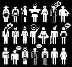 los 13 estereotipos comunes cuando se trata de armarios de segunda mano sociología divertida de estereotipos y prejuicios