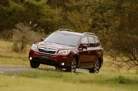 brown subaru forester first look at the all new 2014 subaru forester suv