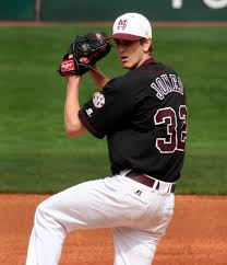 msu pitcher devin jones has been signed to cape cod league team