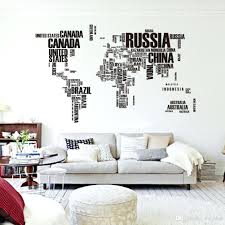 office design removable wall decals for office inspirational removable wall decals for office inspirational wall decals for office pvc poster letter world map quote removable vinyl art decals mural living room office
