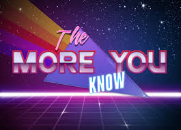 Meme Text Font Generator - the more you know retrowave text generator know your meme