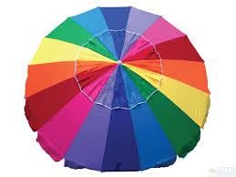 Lightweight Beach Parasol Beachkit Portabrella Beach Umbrella Shade Australia Shade