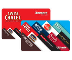 gift cards swiss chalet