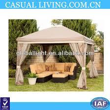 Portable Patio Gazebo Sun Roof Gazebo Wholesale Roof Gazebo Suppliers Alibaba
