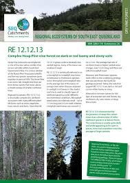 native plants south east queensland regional ecosystem 12 12 13 by healthy land and water issuu