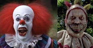 the 15 scariest clowns in movies and on tv