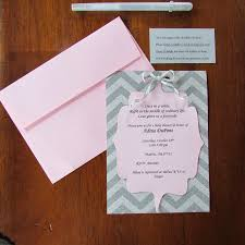 Unique Invitation Card Ideas Easy Baby Shower Invitations To Make Theruntime Com
