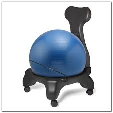 exercise ball office chair study best home furniture decoration