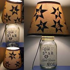 when you wish upon a star mason jar character by pracperfcrafts