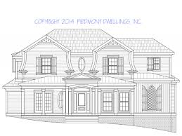 historical concepts house plans