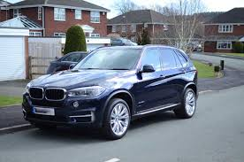 blue bmw x5 imperial blue with mocha delivered
