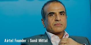 who is the owner of company airtel profile history founder founded ceo telecom