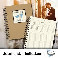 wedding planner journal wedding planner my wedding journal journals unlimited inc