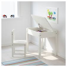 bureau enfnat sundvik bureau enfant blanc 58x45 cm ikea