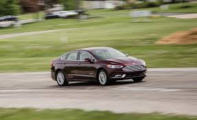2014 Fusion Sport 2017 Ford Fusion In Depth Model Review Car And Driver