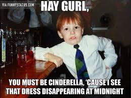 Cinderella Meme - cinderella archives funny status