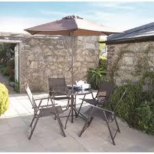 4 Seater Patio Furniture Set - garden furniture benches patio sets topline