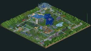 6 Flags Map My Server U0027s Pictures Parks Openrct2