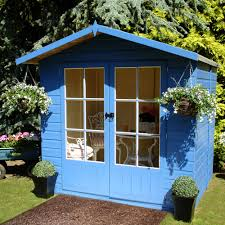 Shiplap Sheds For Sale 7x5 Lumley Shiplap Timber Summerhouse Base Included Departments
