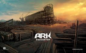 noah u0027s ark theme park amish construction
