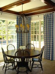 Blue Buffalo Check Curtains The Blue Buffalo Check Curtains Where Did You Find The Fabric