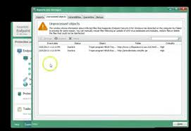 reset password kaspersky security center why am i not able to take actions on threats with detected
