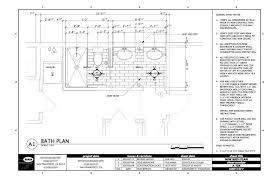 thompson design associates sample work master bathroom