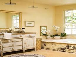 shabby chic style bathroom accessories frameless glass rectangle