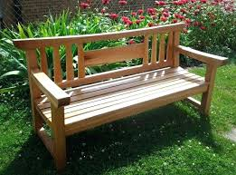 cool outdoor wood bench with storage medium image for wooden