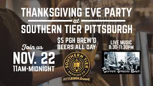 category events southern tier brewing company