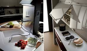 Designer Kitchen Gadgets by Italian Kitchens From Giugiaro Designs