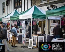 design market shopping winchester tourist information