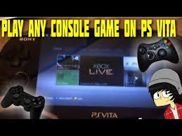 ps3 gaming console how to play any gaming console on your ps vita xbox 360 ps3 wii