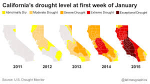 california drought map january 2016 dealing with the drought antique reclaimed granite