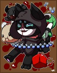 the binding of isaac rebirth little horn by coco4892 deviantart
