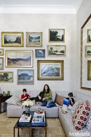 House Wall Design by Gallery Wall Ideas Ways To Display Art