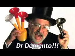 Dr Demento Basement Tapes - dr demento on tape in the early 90s part 13 hangover song crypton