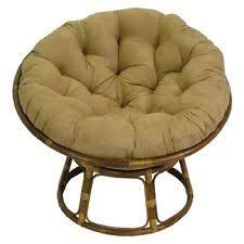 Outdoor Papasan Chair Cushion Papasan Chair Ebay