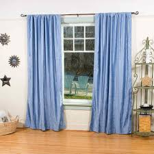 Curtains Drapes Caribbean Blue Velvet Curtains Drapes Panels 43 X 84 Inches