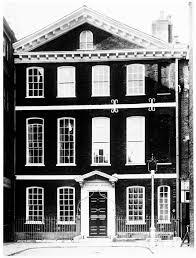 House Plate Plate 99 Carlisle House Carlisle Street In 1936 British