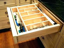 kitchen cabinet knife drawer organizers kitchen knives drawer organizer kitchen cabinet drawer organizers
