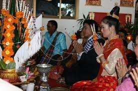 sinh and salong lao traditional costumes laos tours laos
