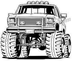 ford 150 4x4 truck clipart buy images free