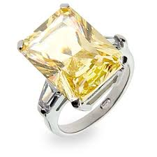 canary engagement ring inspired canary cz engagement ring s addiction