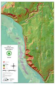 Topographic Map Of Washington by Normandy Park Topographic Map Normandy Park Sightlines 2030