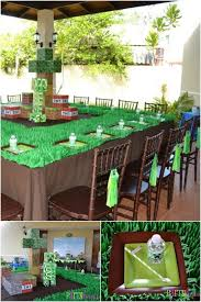 minecraft birthday party 22 of the best minecraft birthday party ideas on the planet