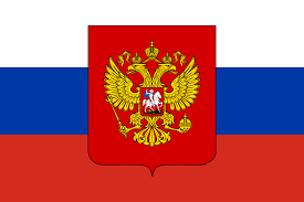 Paris Flag File Flag Of Russia With Coat Of Arms Svg Wikimedia Commons