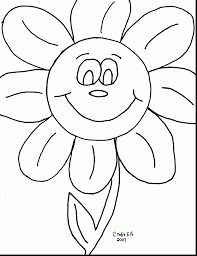 unbelievable daisy flower coloring pages to print with