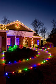 decorations professional lights installation