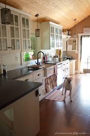 beadboard kitchen backsplash farmhouse put beadboard kitchen